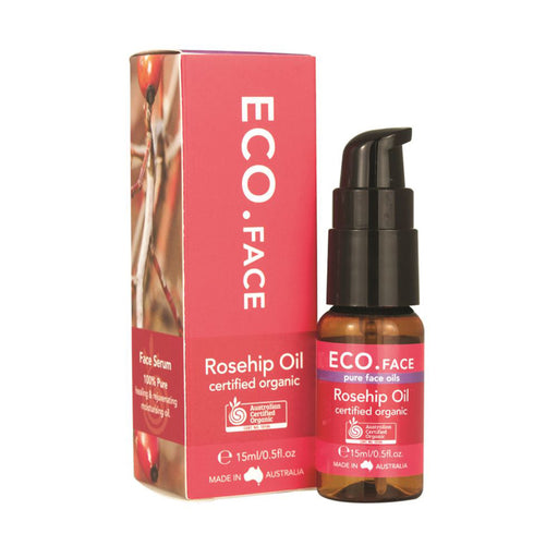 ECO Certified Organic Rosehip Face Oil