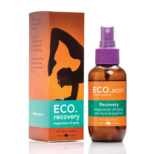 Eco Modern Essentials Recovery Magnesium Spray Body Oil
