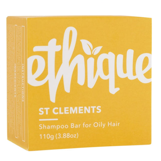 Ethique Solid Shampoo Bar St Clements - Oily Hair