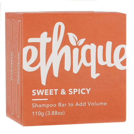 Ethique Solid Shampoo Bar Sweet & Spicy - Add Oomph