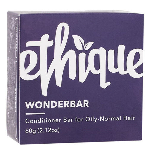 Ethique Solid Conditioner Bar Wonderbar - Oily or Normal Hair