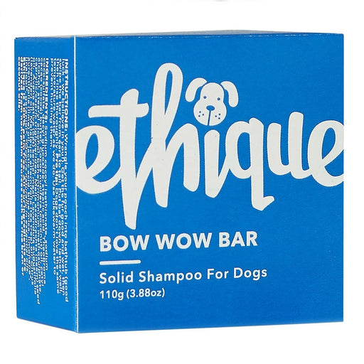 Ethique Dogs Solid Shampoo Bow Wow Bar