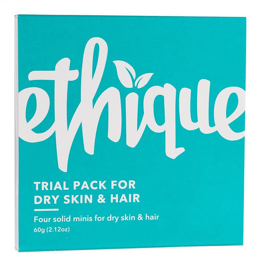 Ethique Trial Pack Dry Skin & Hair