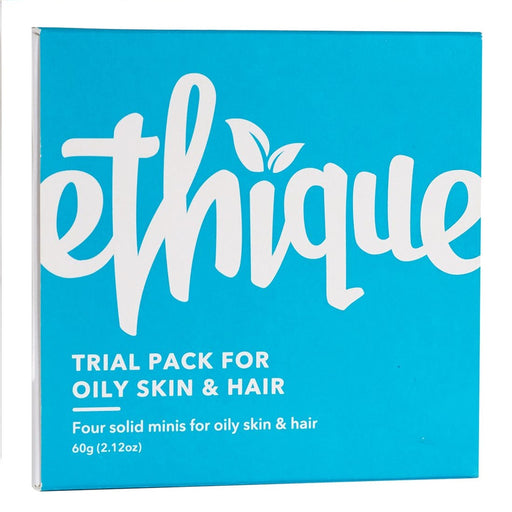 Ethique Trial Pack Trial Pack Oily Skin & Hair
