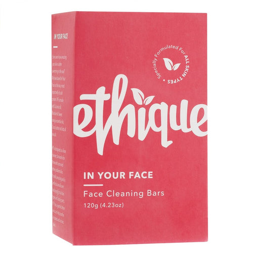 Ethique Solid Face Cleanser Bar In Your Face