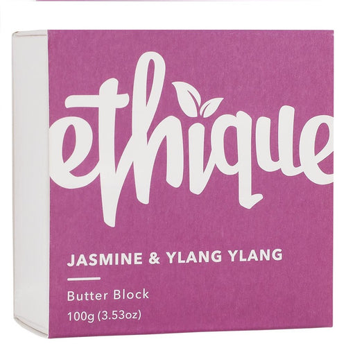 Ethique Body Butter Block Jasmine & Ylang Ylang