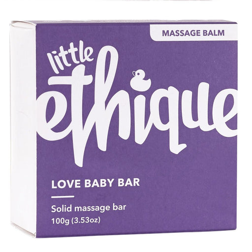Ethique Baby Solid Massage Bar Love Baby Bar