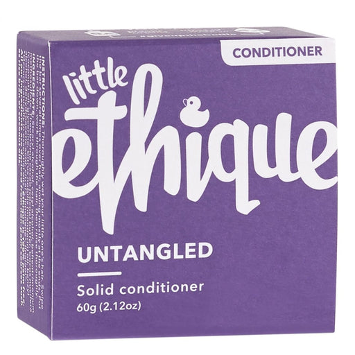 Ethique Kids Solid Conditioner Untangled