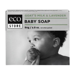 Eco Store Baby Soap Goat's Milk and Lavender