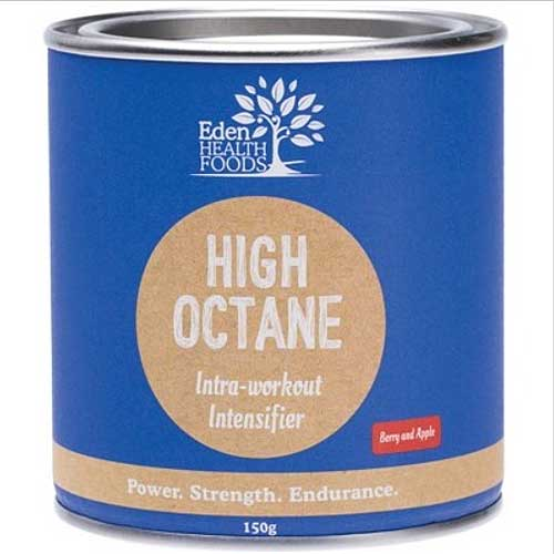 EDEN HEALTHFOODS High Octane Intra Workout Berry and Apple 150g