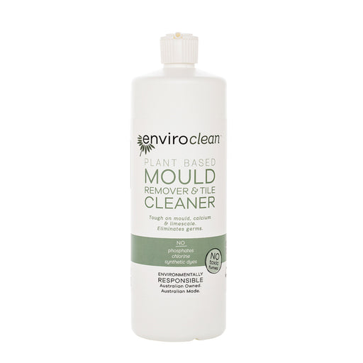 EnviroClean Plant Based Mould Remover & Tile Cleaner