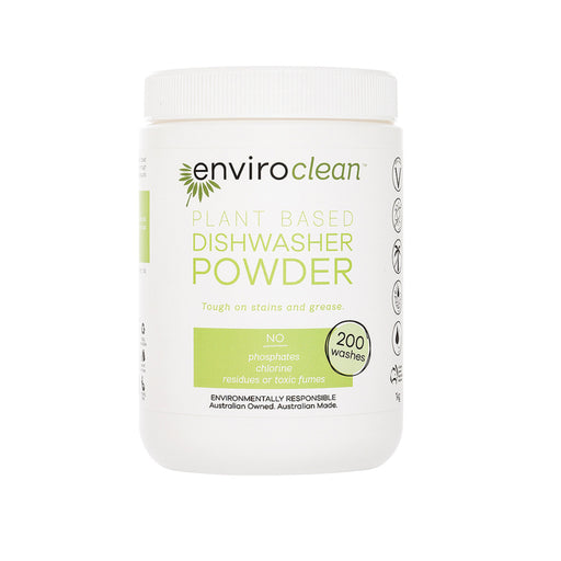 EnviroClean Plant Based Dishwasher Powder