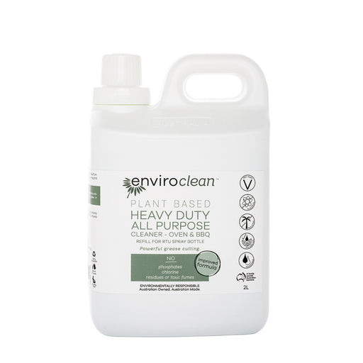 EnviroClean Plant Based Oven & BBQ Heavy Duty Cleaner