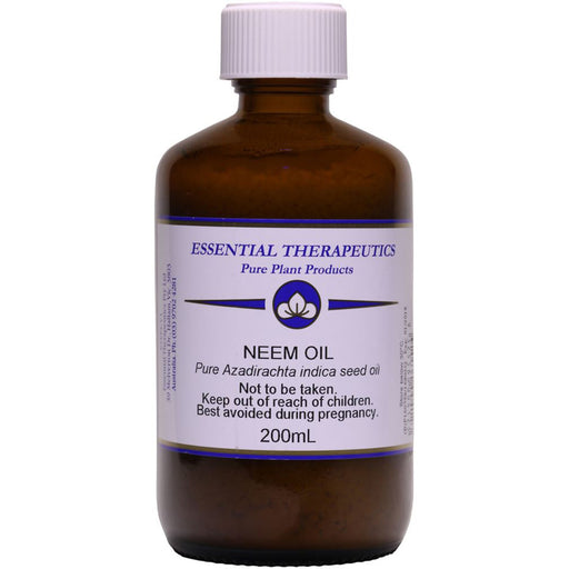 Essential Therapeutics Neem Oil