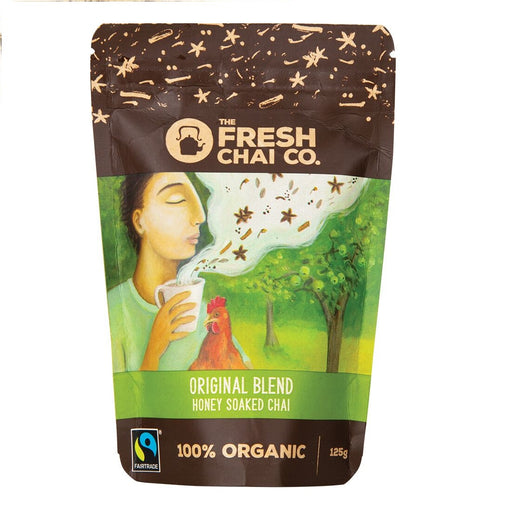 The Fresh Chai Co. Original Blend Honey Soaked Chai 125g
