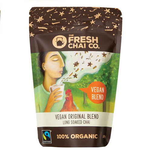 The Fresh Chai Co. Vegan Original Blend Long Soaked Chai 125g