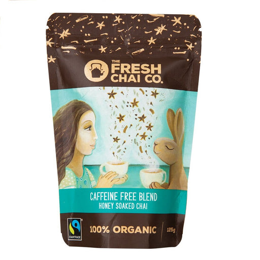 The Fresh Chai Co. Caffeine Free Blend Honey Soaked Chai 125g
