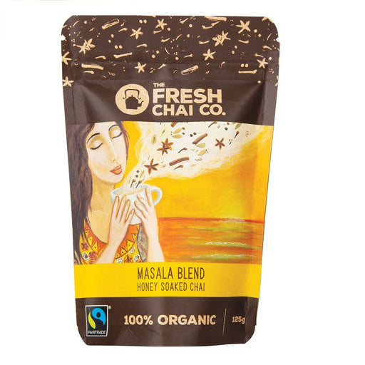 The Fresh Chai Co. Masala Blend Honey Soaked Chai 125g