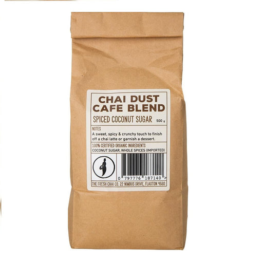 The Fresh Chai Co. Chai Dust Café Blend Spiced Coconut Sugar