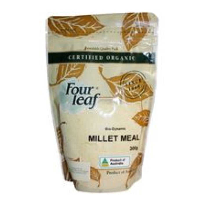 FOUR LEAF Organic Millet Meal 300g