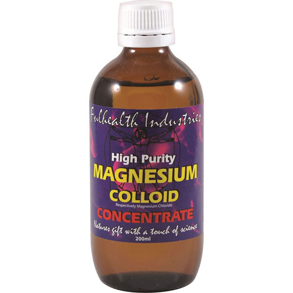 FULHEALTH Magnesium Colloid Concentrate 200ml