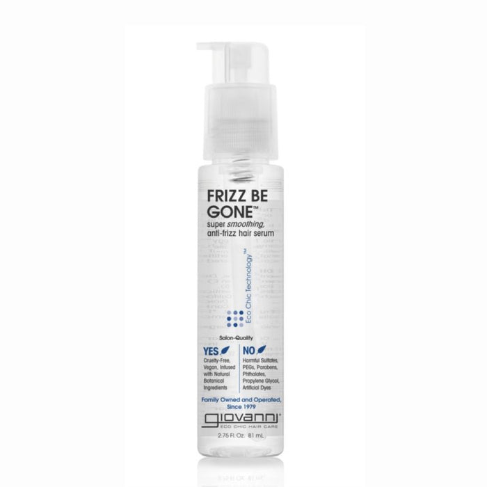 GIOVANNI Organic Frizz Be Gone Hair Serum 78ml