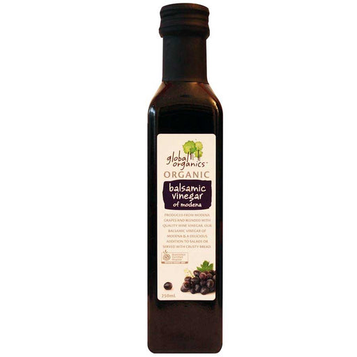 GLOBAL ORGANICS Balsamic Vinegar 250ml