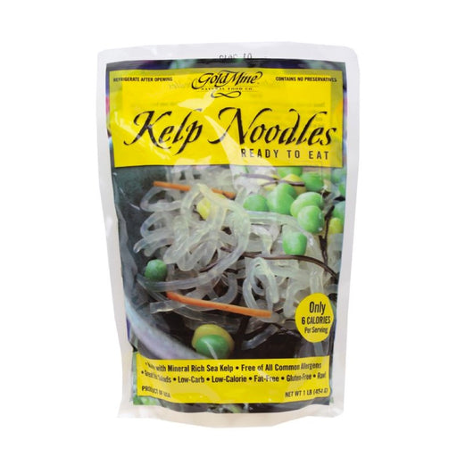 GOLD MINE Kelp Noodles Original 454g