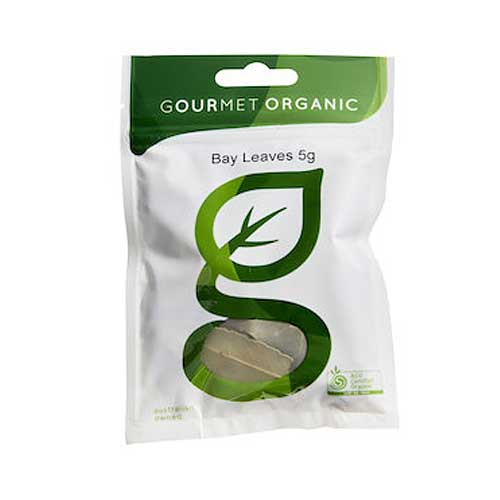 Gourmet Organic Bay Leaves