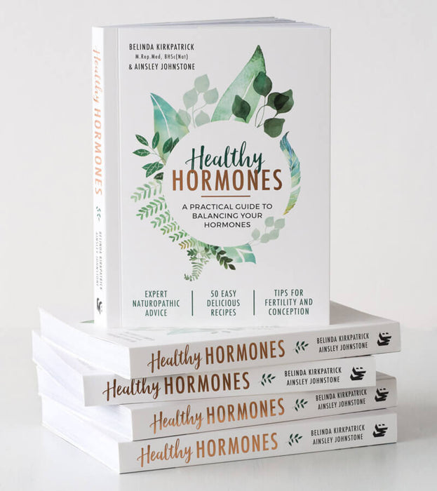 BOOK Healthy Hormones