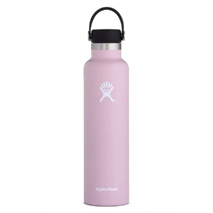 HYDRO FLASK Standard Mouth Bottle - Flex Cap Double Insulated - Lilac