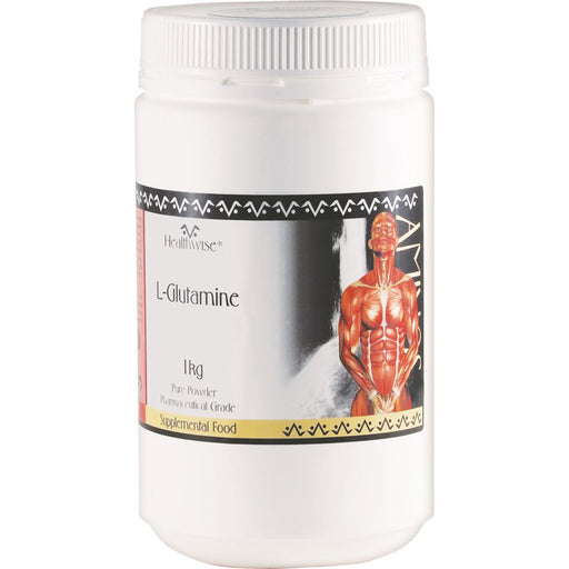 Healthwise L-Glutamine Powder 1kg