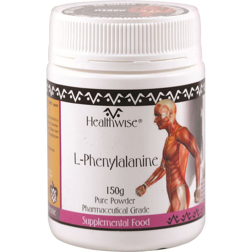 Healthwise L-Phenylalanine Powder