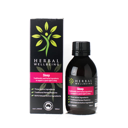 Herbal Wellbeing Sleep 100ml