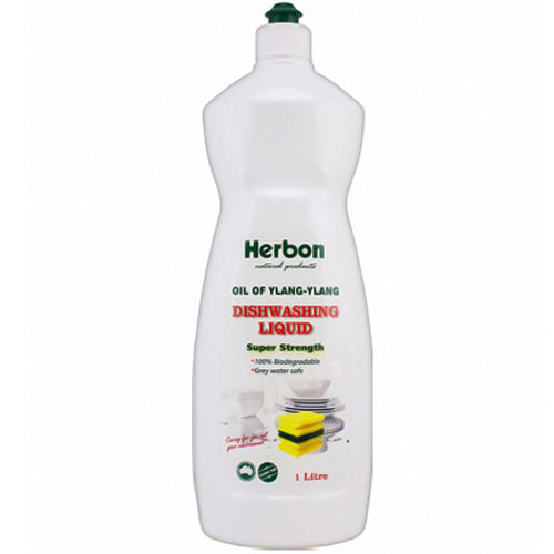 HERBON Biodegradable Dishwashing Liquid 1L
