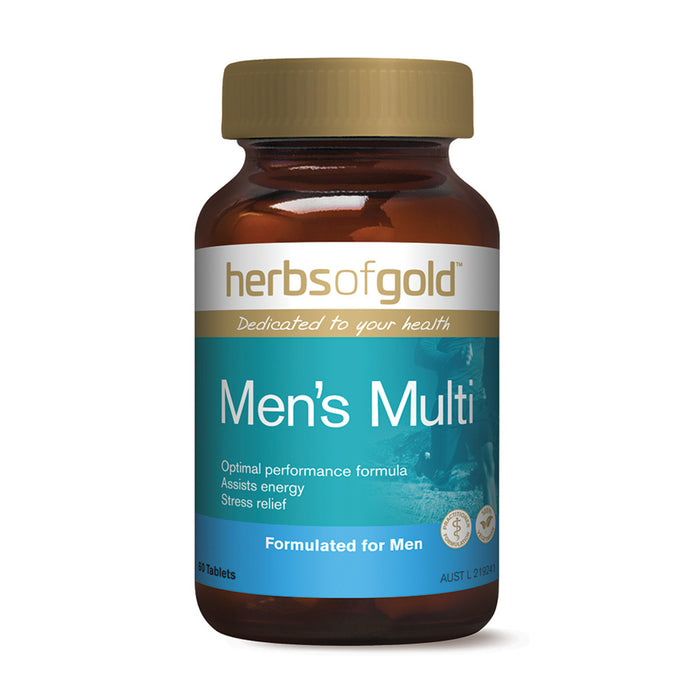 Herbs of Gold Men's Multi 60t