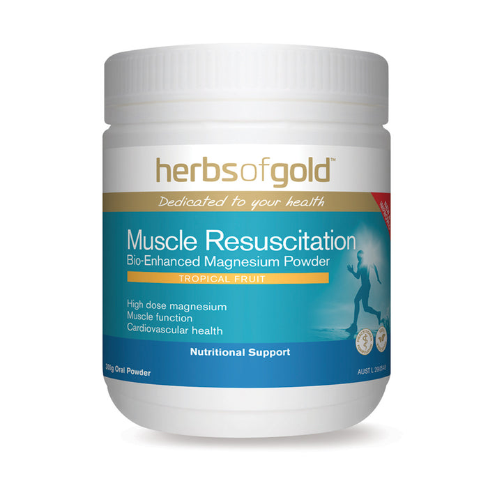 Herbs of Gold Muscle Resuscitation 300g