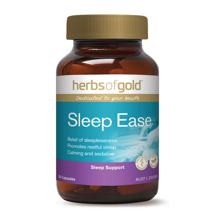 Herbs Of Gold Sleep Ease 30c