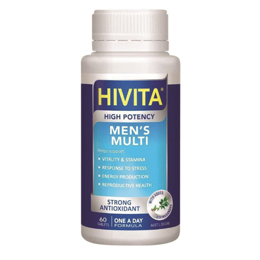 Hivita High Potency Men's Multi