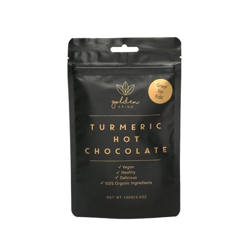 GOLDEN GRIND Turmeric Hot Chocolate