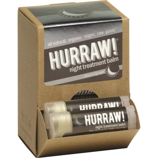 Hurraw! Night Blue Chamomile Lip Balm
