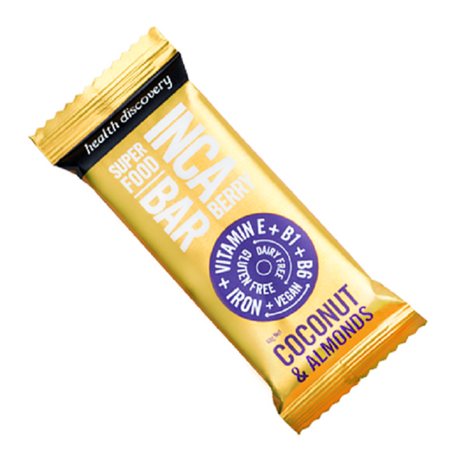 Health Discovery Inca Berry, Coconut & Almond Bar