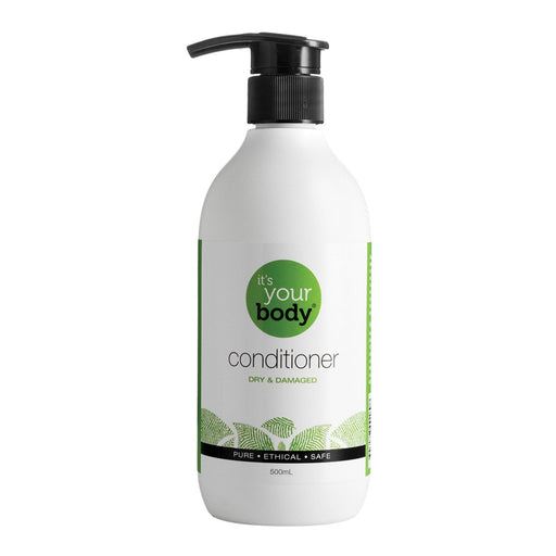 It's Your Body  Dry & Damaged Conditioner 500ml