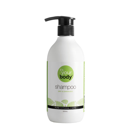 It's Your Body Shampoo Dry & Damaged 500ml