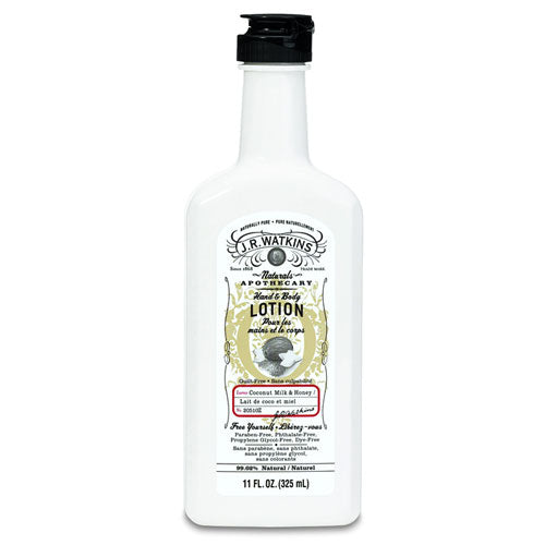 JR WATKINS Hand and Body Lotion Coconut Milk & Honey 325ml