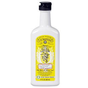 JR WATKINS Hand and Body Lotion Lemon Cream 325ml