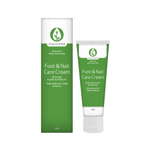 KiwiHerb Foot & Nail Care Cream 50g