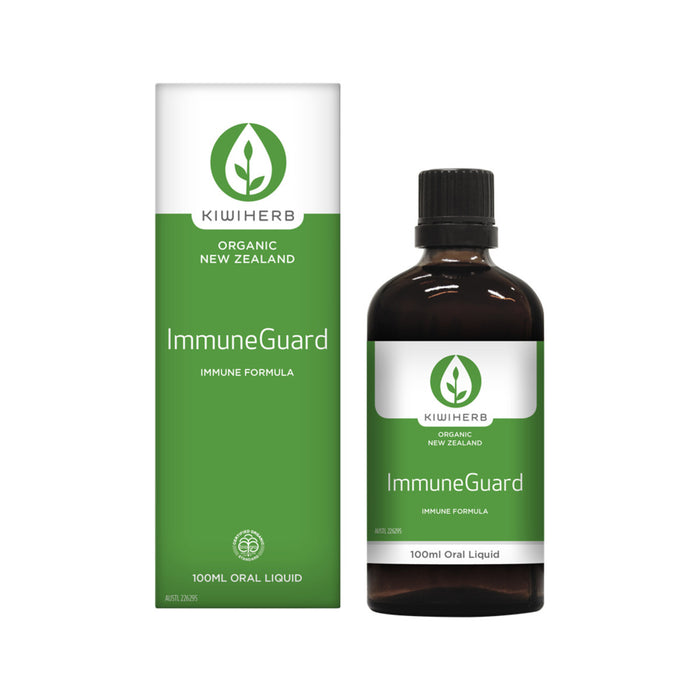 KiwiHerb Oral Liquid ImmuneGuard  100ml