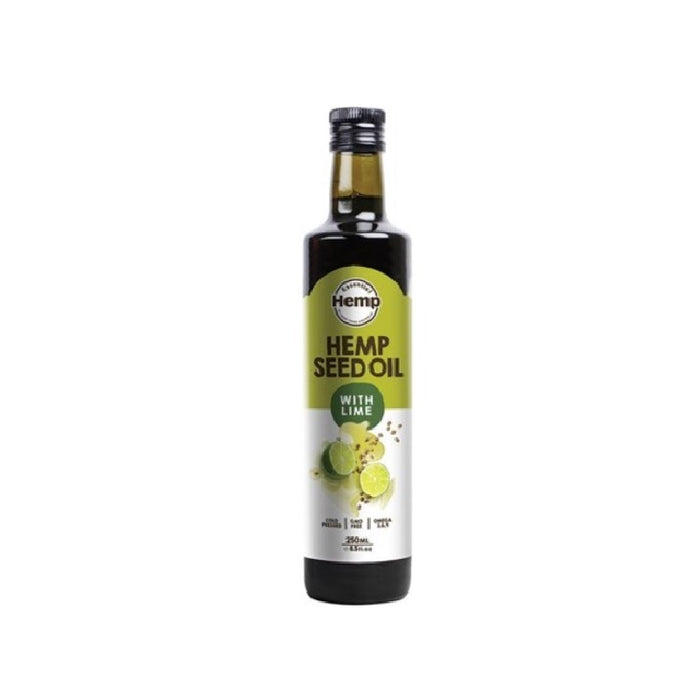 ESSENTIAL HEMP Hemp Seed Oil With  Lime - 250ml