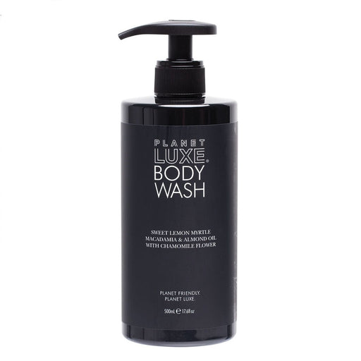 Planet Luxe Body Wash Lemon Myrtle Blend